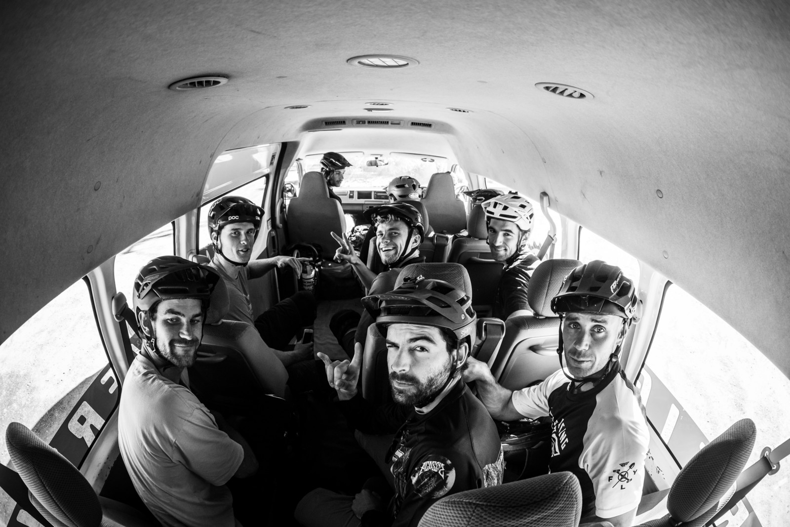 Thanks Vertigo Bikes for the Shuttle! - Officially Unsanctioned Enduro World Series Vertigo MTB / Moo Beer / Vital Whip-Off - Mountain Biking Pictures - Vital MTB