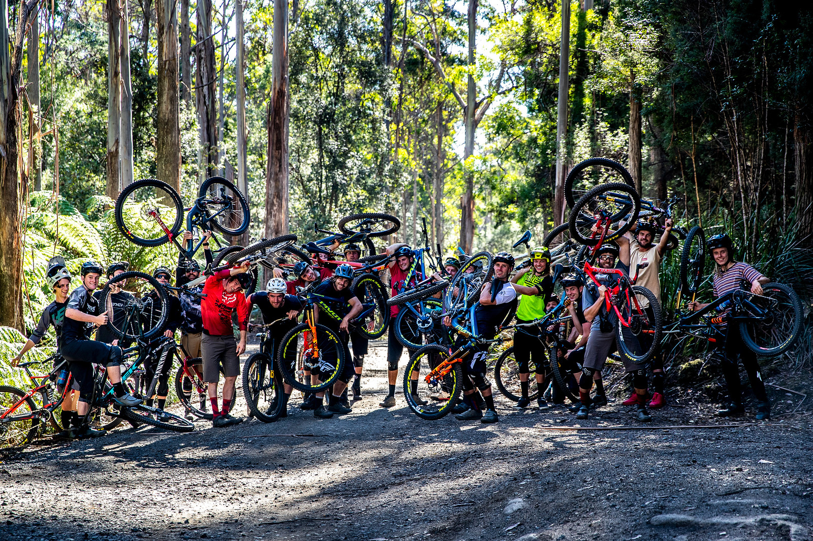 They Say No Bogans Allowed, But... - Officially Unsanctioned Enduro World Series Vertigo MTB / Moo Beer / Vital Whip-Off - Mountain Biking Pictures - Vital MTB