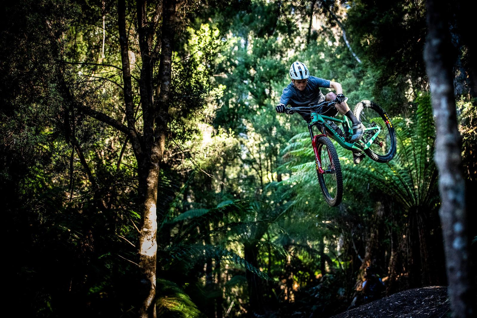 Mark Scott - Officially Unsanctioned Enduro World Series Vertigo MTB / Moo Beer / Vital Whip-Off - Mountain Biking Pictures - Vital MTB