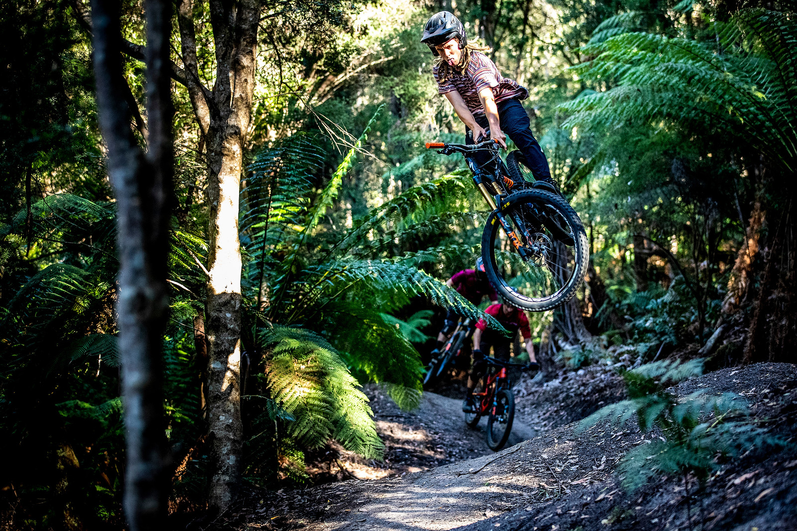 Tongueboggan - Officially Unsanctioned Enduro World Series Vertigo MTB / Moo Beer / Vital Whip-Off - Mountain Biking Pictures - Vital MTB