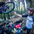 Officially Unsanctioned Enduro World Series Vertigo MTB / Moo Beer / Vital Whip-Off