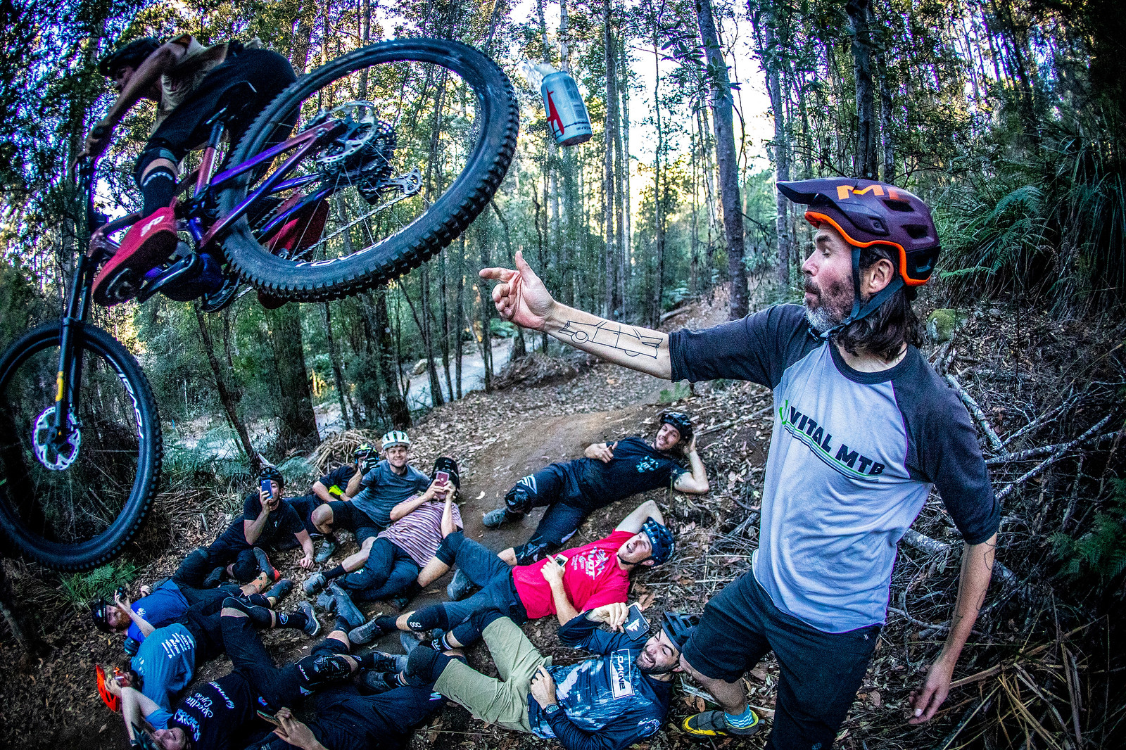 Officially Unsanctioned Enduro World Series Vertigo MTB / Moo Beer / Vital Whip-Off - Officially Unsanctioned Enduro World Series Vertigo MTB / Moo Beer / Vital Whip-Off - Mountain Biking Pictures - Vital MTB