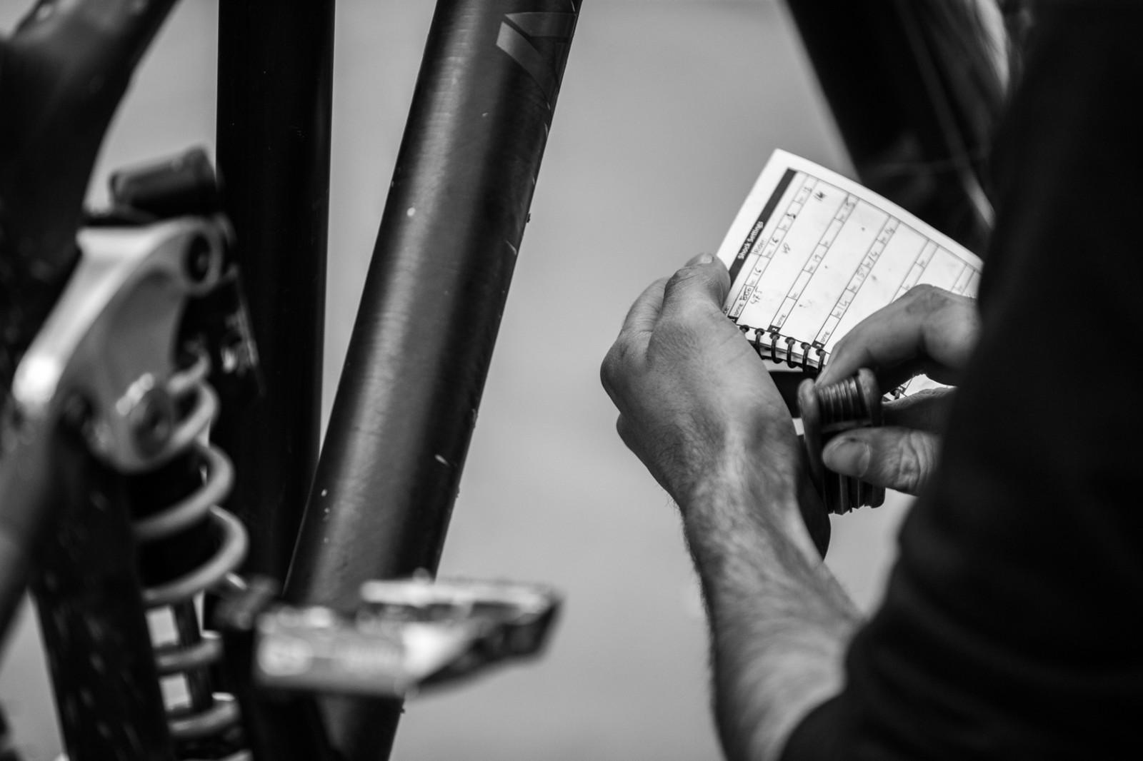 Details - PIT BITS - iXS Cup Maribor - Mountain Biking Pictures - Vital MTB