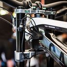 PIT BITS - Maribor iXS Downhill Cup - Troy Brosnan's Canyon Sender with Data Acq