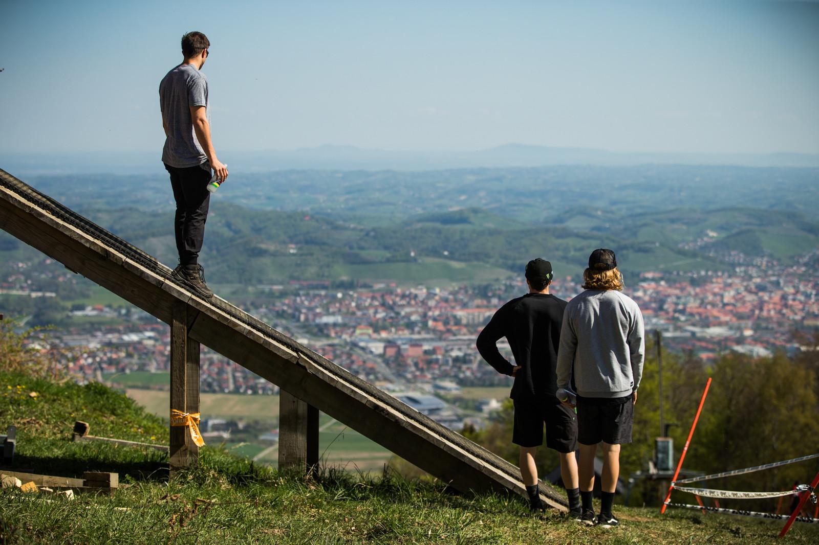 Track Walk - iXS Downhill Cup Maribor - Race Gallery - Mountain Biking Pictures - Vital MTB