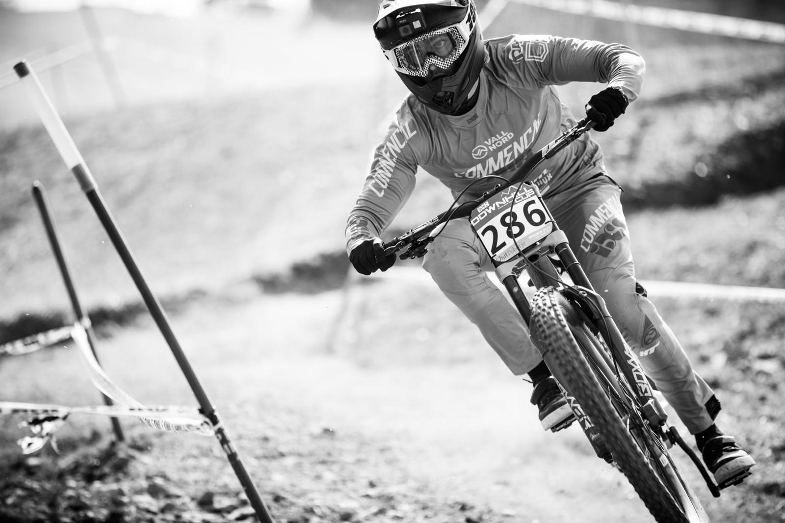Thibaut Daprela, Junior Men's Winner - iXS Downhill Cup Maribor - Race Gallery - Mountain Biking Pictures - Vital MTB