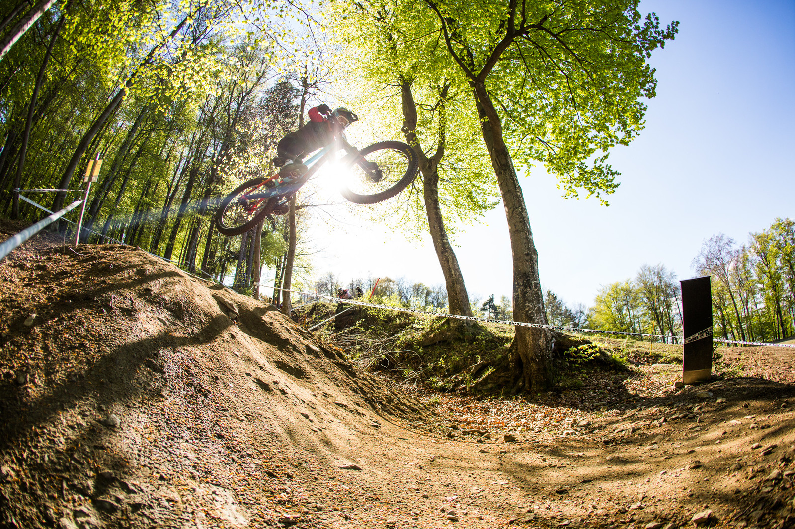 Josh Barth - iXS Downhill Cup Maribor - Race Gallery - Mountain Biking Pictures - Vital MTB