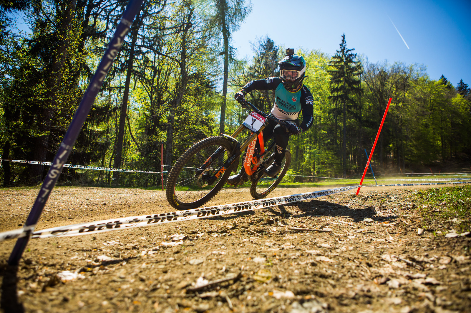 Danny Hart, 2nd Place - iXS Downhill Cup Maribor - Race Gallery - Mountain Biking Pictures - Vital MTB