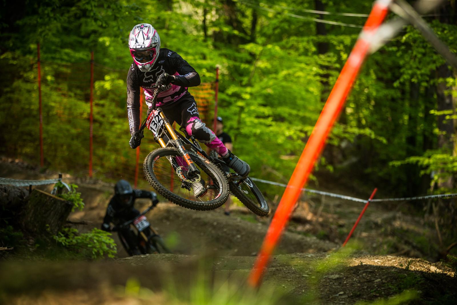 Kaos Seagrave - iXS Downhill Cup Maribor - Race Gallery - Mountain Biking Pictures - Vital MTB