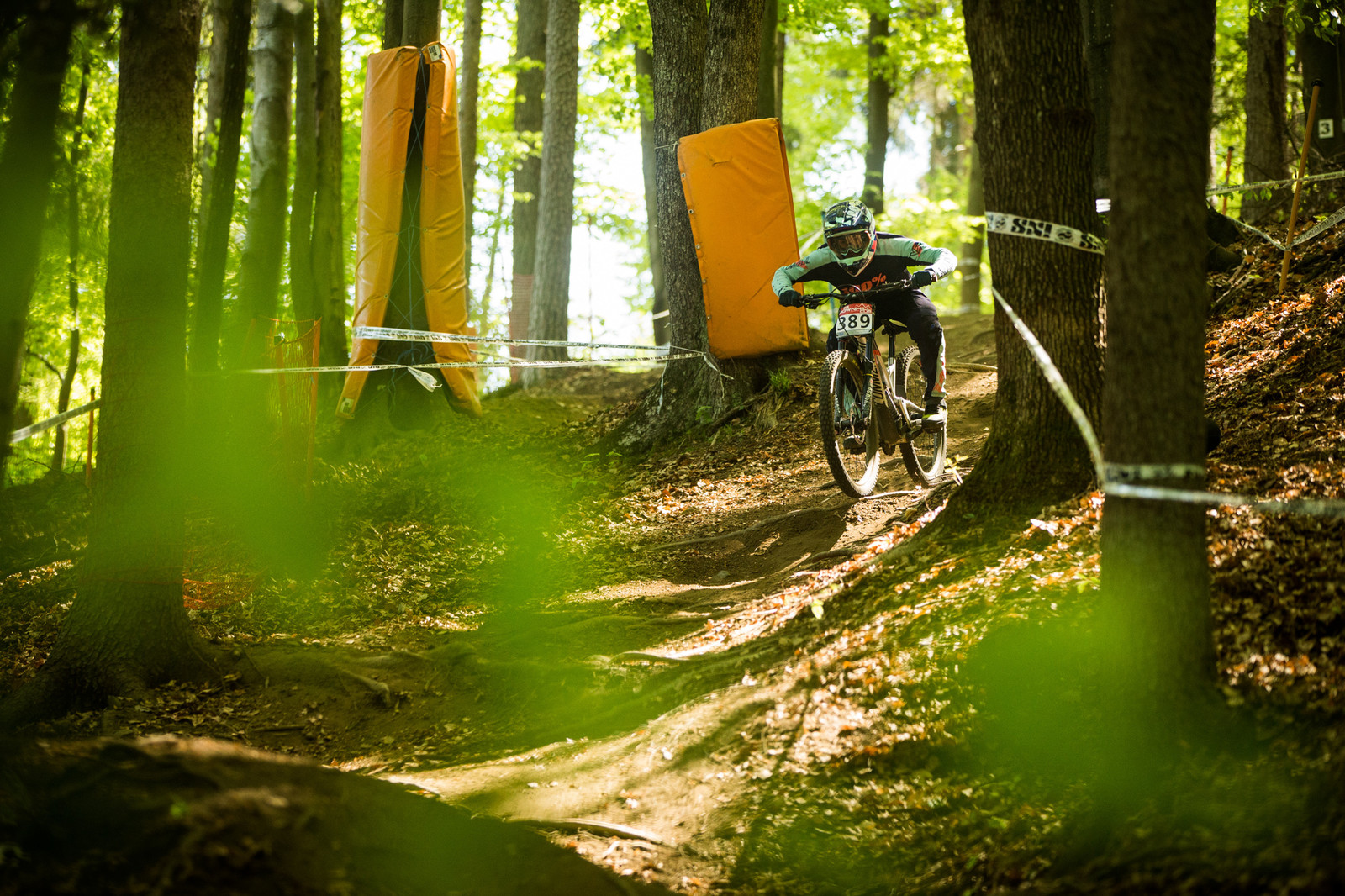 Nuno Reis, U17 Winner - iXS Downhill Cup Maribor - Race Gallery - Mountain Biking Pictures - Vital MTB