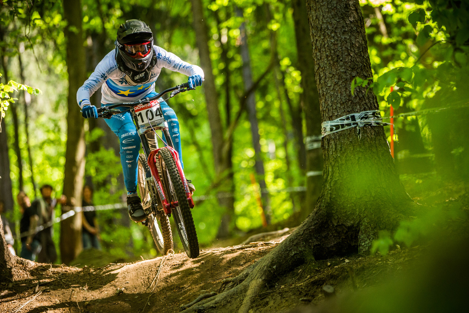 Mona Hrastnik - iXS Downhill Cup Maribor - Race Gallery - Mountain Biking Pictures - Vital MTB