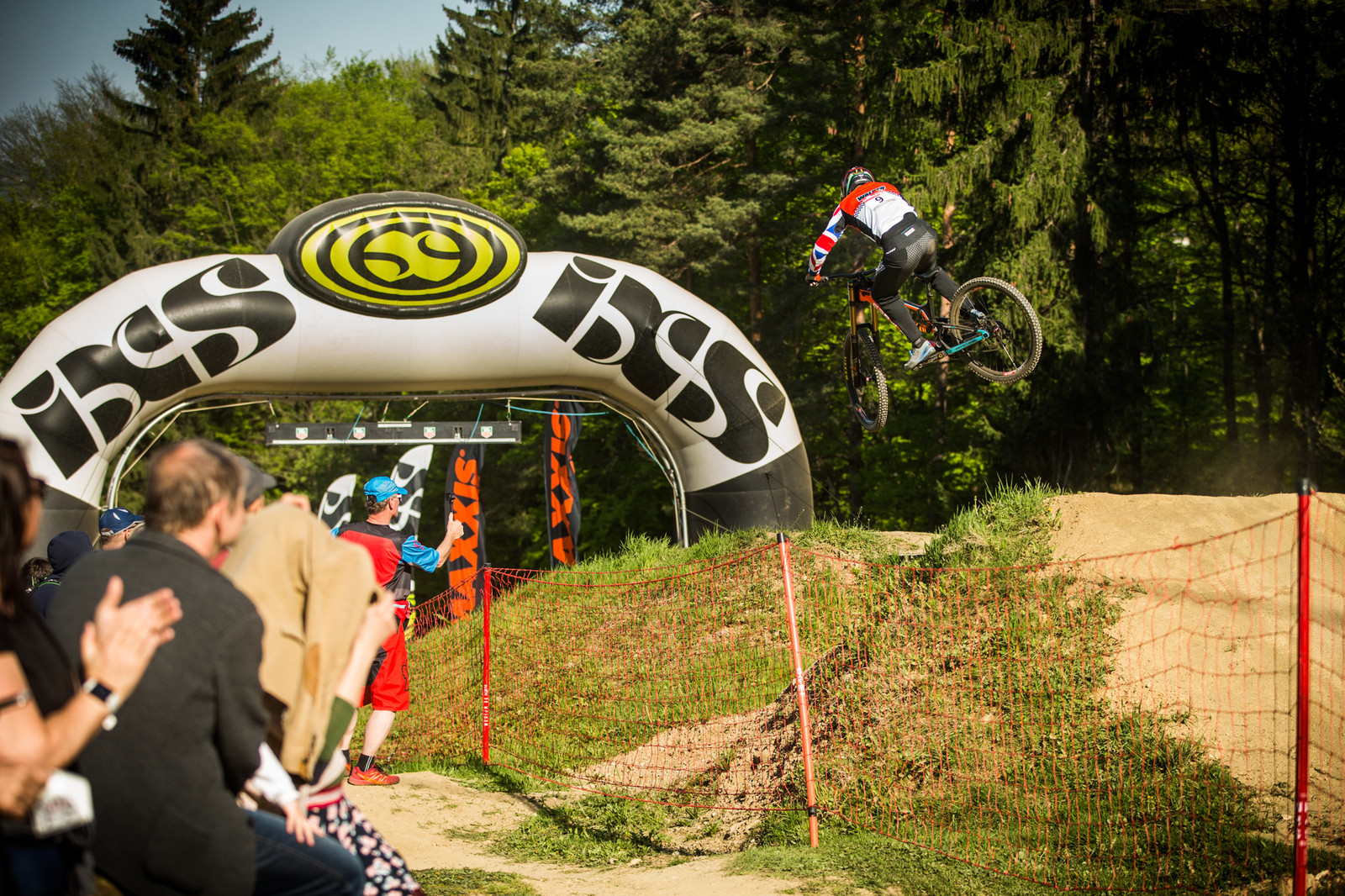 Matt Walker on His Way to Victory - iXS Downhill Cup Maribor - Race Gallery - Mountain Biking Pictures - Vital MTB