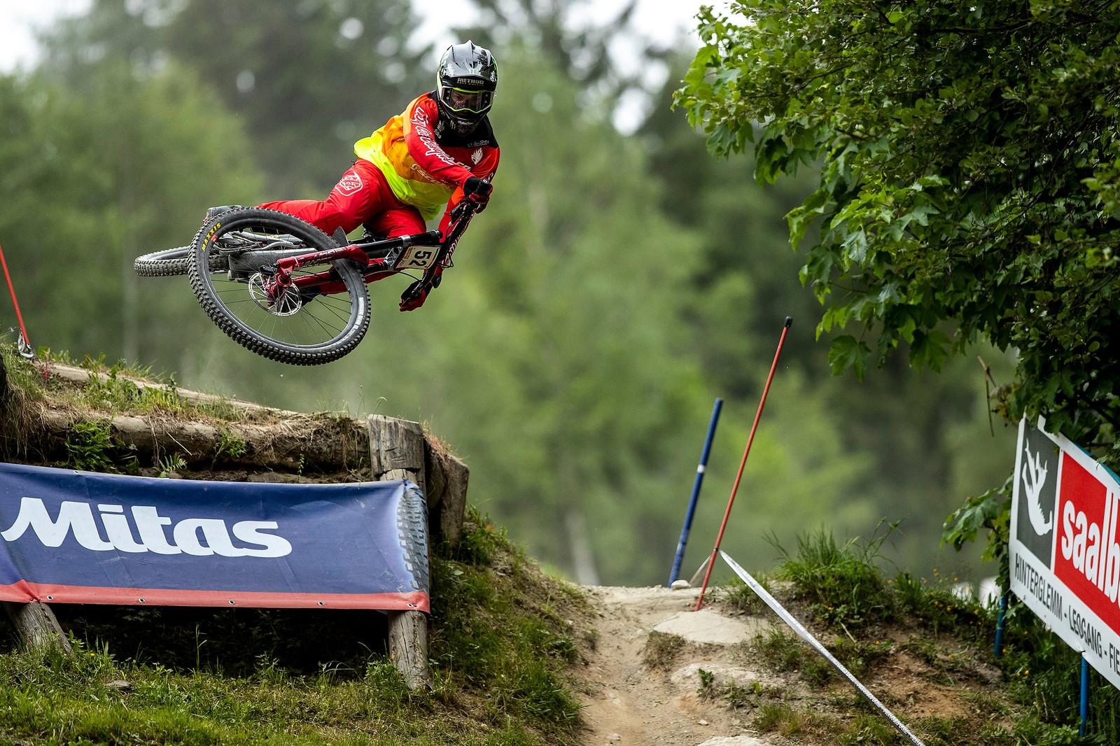 Mitch Power Scrub  - Scrub-a-thon Gallery from Leogang - Mountain Biking Pictures - Vital MTB