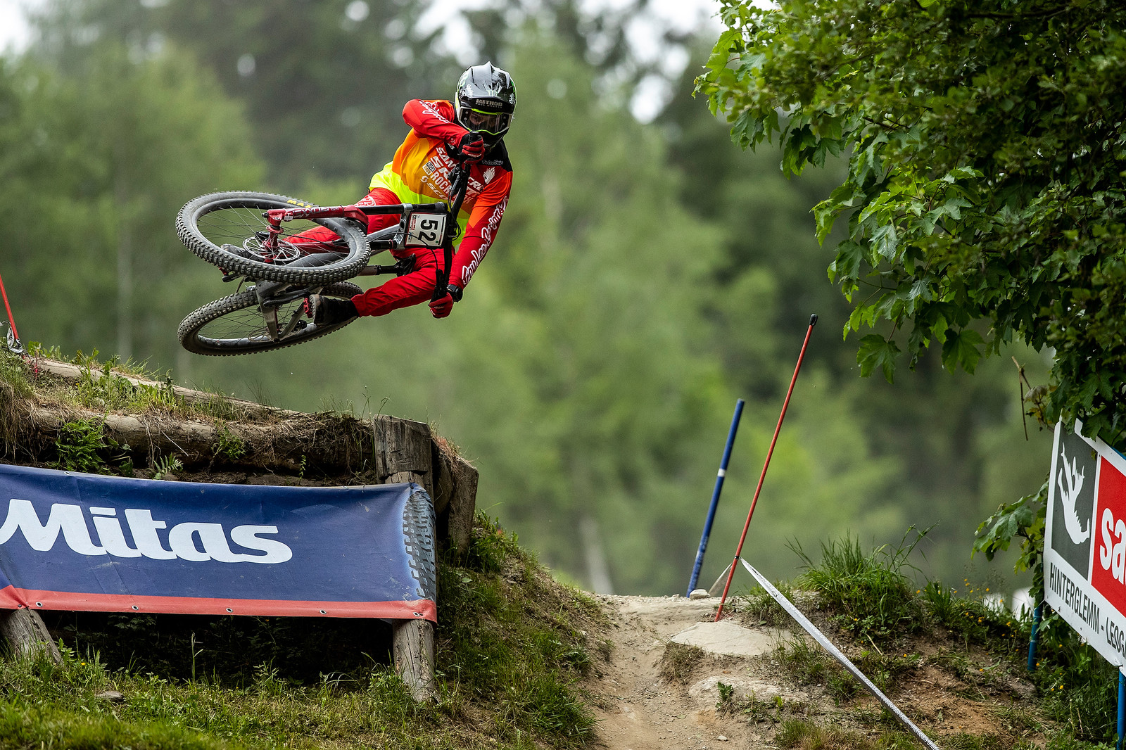 Mitch Power Scrub  - Scrub-a-thon Gallery from Leogang - Mountain Biking Pictures - Vital MTB
