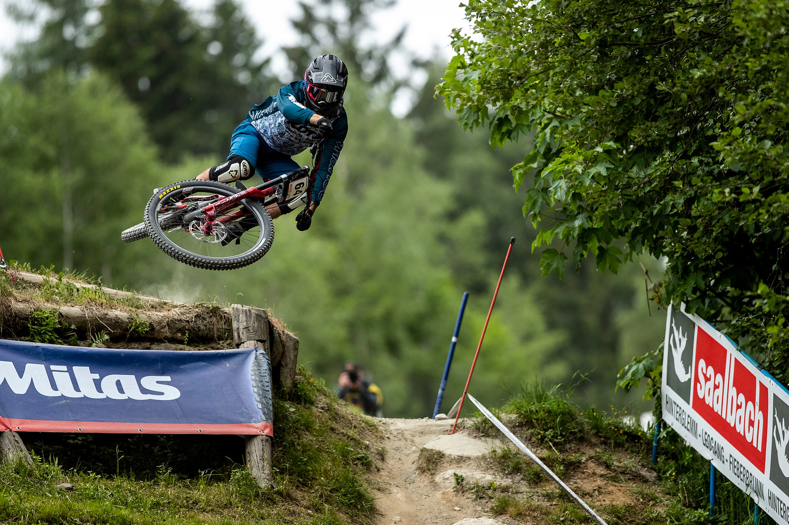 Jackson Frew - Scrub-a-thon Gallery from Leogang - Mountain Biking Pictures - Vital MTB