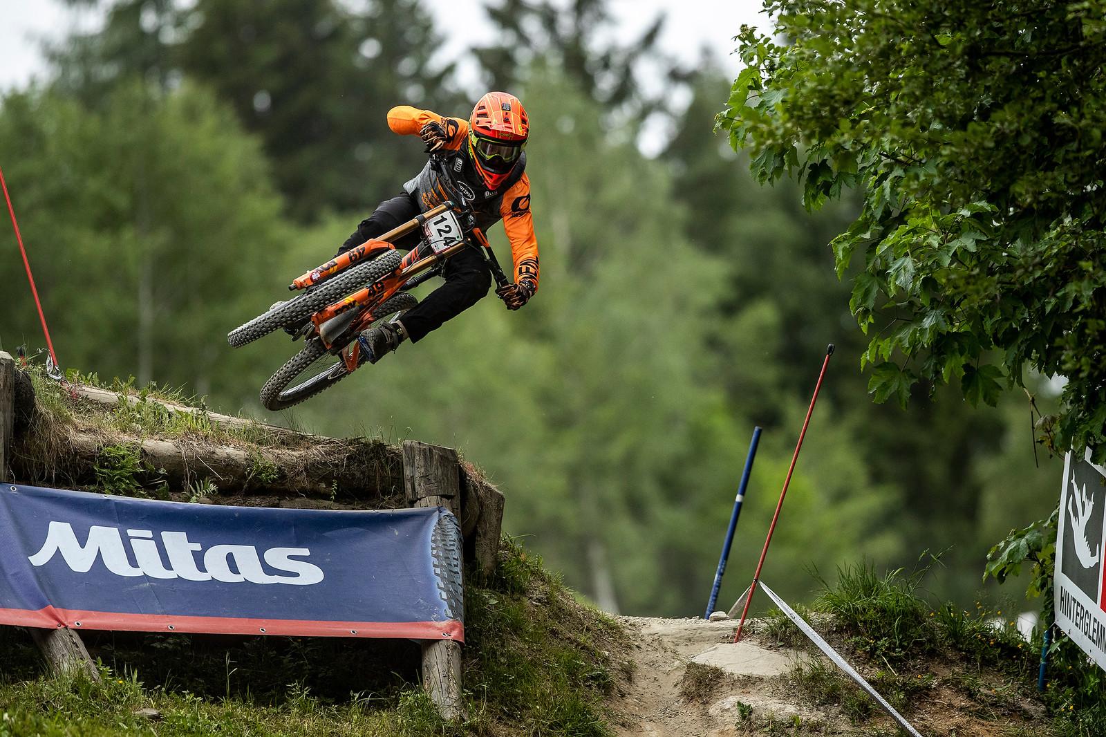 Felix Bauer - Scrub-a-thon Gallery from Leogang - Mountain Biking Pictures - Vital MTB