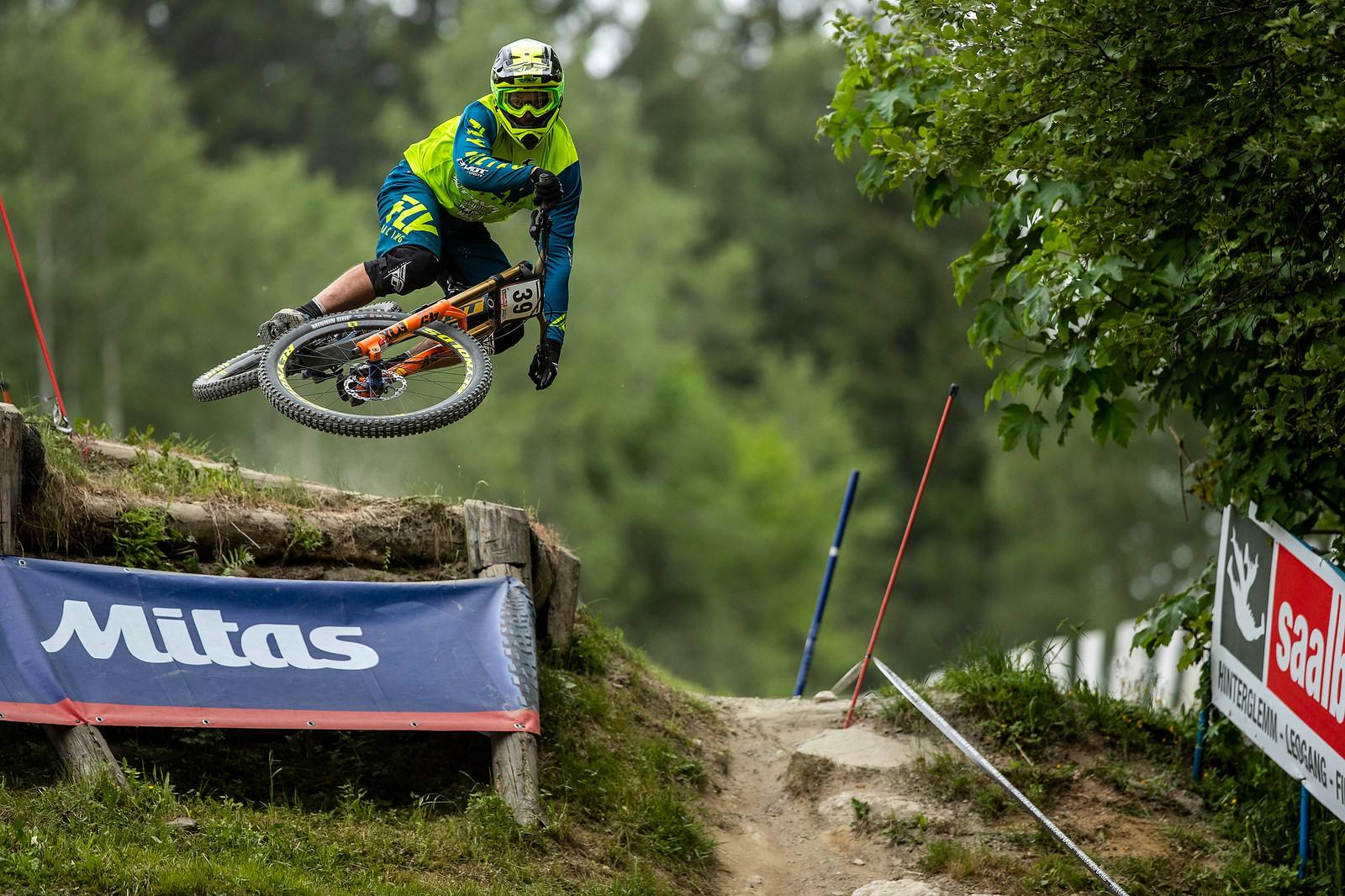 Matt Walker - Scrub-a-thon Gallery from Leogang - Mountain Biking Pictures - Vital MTB