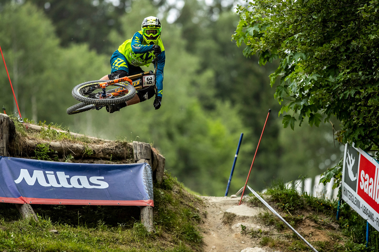 Matt Walker - Scrub-a-thon Gallery from Leogang - Mountain Biking Pictures - Vital MTB