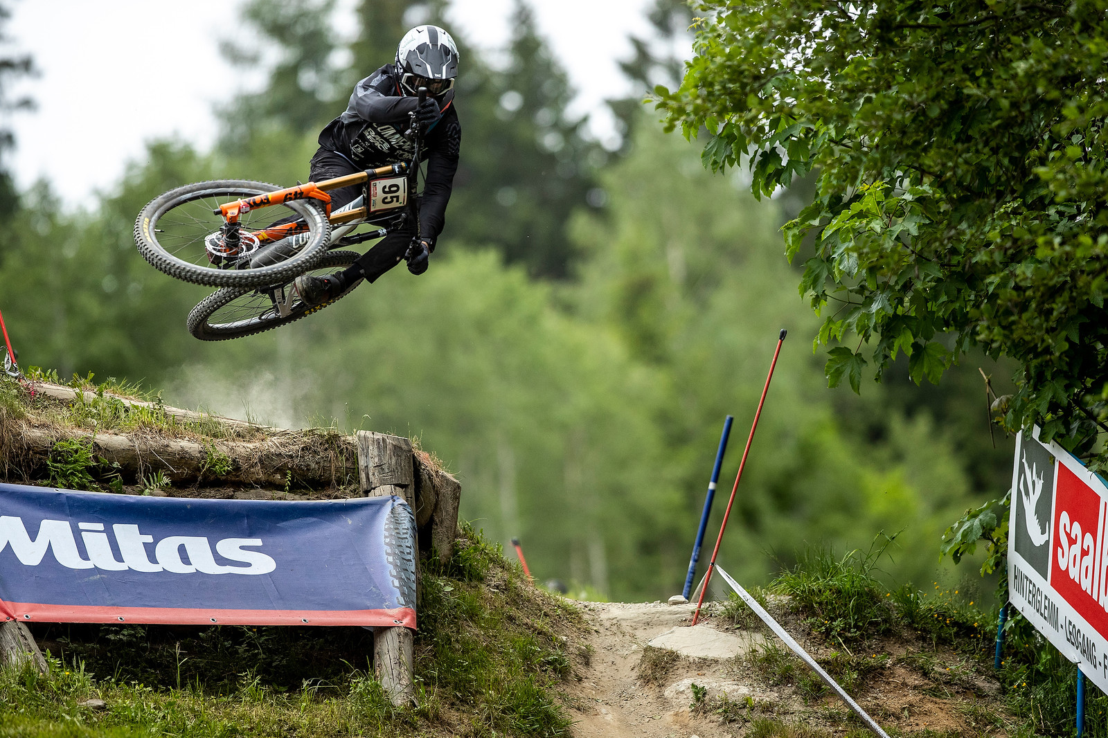 Forrest Riesco - Scrub-a-thon Gallery from Leogang - Mountain Biking Pictures - Vital MTB