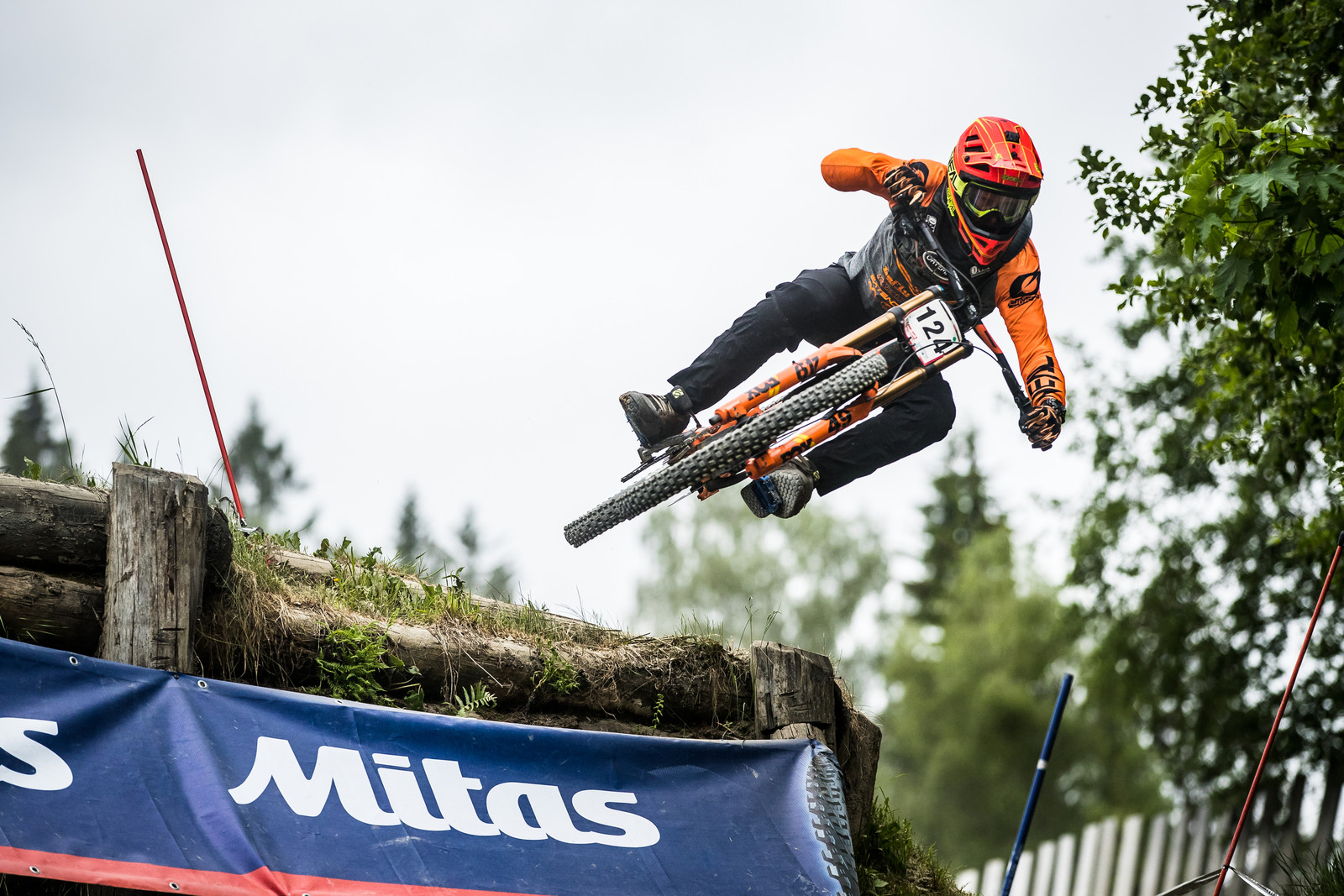 Janik Abbou - Scrub-a-thon Gallery from Leogang - Mountain Biking Pictures - Vital MTB