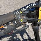 Steve Wentz's Magura MT7 Brakes and Burgtec Bars
