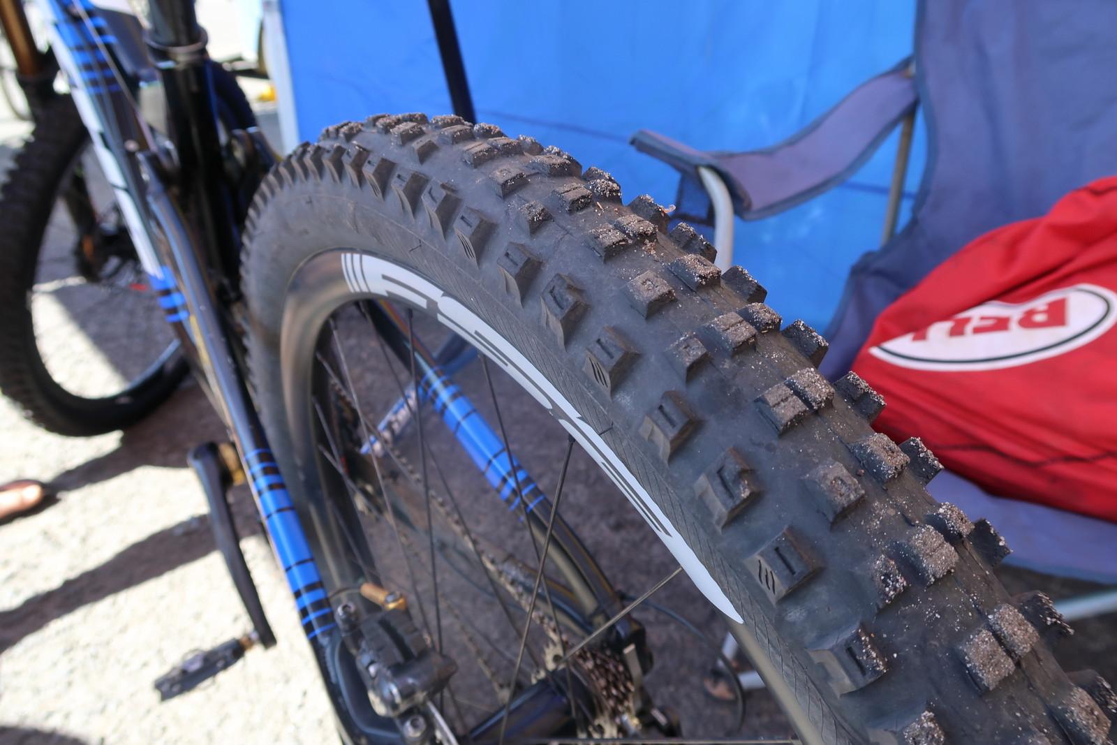 Kenda Hellkat Meats for Nestoroff - PIT BITS - Tamarack Pro GRT / NW Cup - Mountain Biking Pictures - Vital MTB
