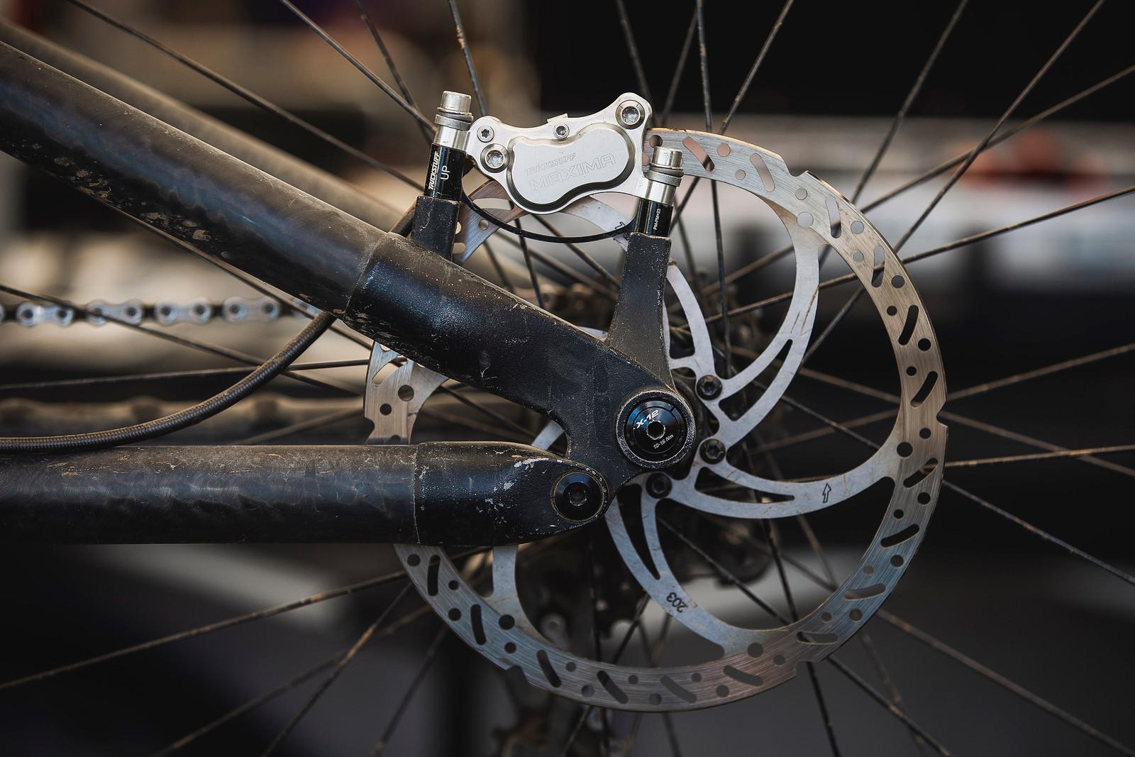 Atherton Bikes - PIT BITS - ANDORRA WORLD CUP DOWNHILL - Mountain Biking Pictures - Vital MTB