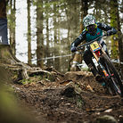 Danny Hart 2019 World Cup Downhill Photos