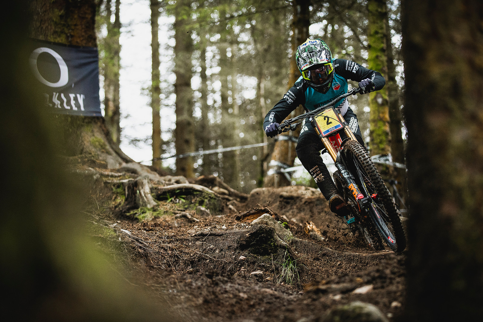 Danny Hart 2019 World Cup Downhill Photos - Danny Hart 2019 World Cup Downhill Photos - Mountain Biking Pictures - Vital MTB