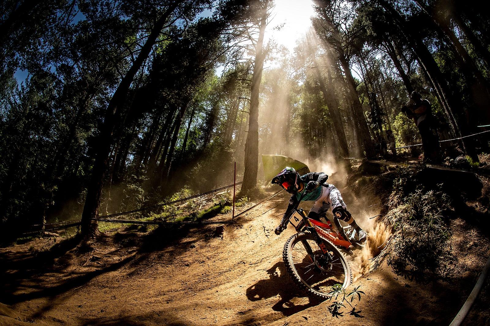 Danny Hart, Andorra World Cup DH - Danny Hart 2019 World Cup Downhill Photos - Mountain Biking Pictures - Vital MTB