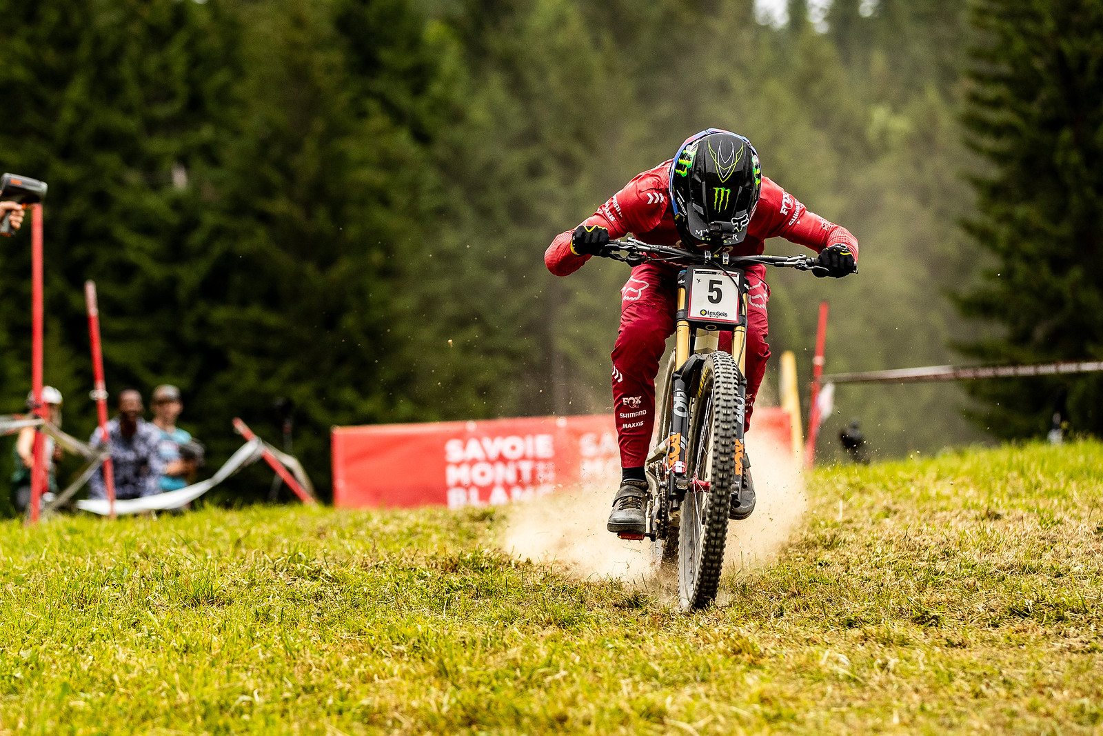 Loris Vergier 2019 World Cup Downhill Photos - Loris Vergier 2019 World Cup Downhill Photos - Mountain Biking Pictures - Vital MTB