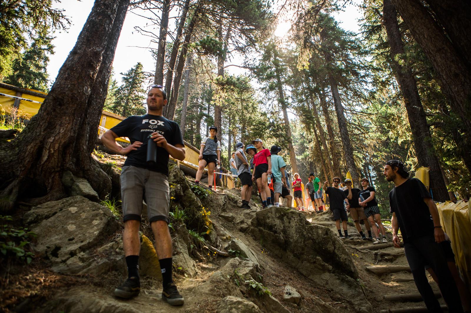 iXS European Downhill Cup, Pila - Not For the Faint of Heart - iXS Downhill Cup Pila - Race Gallery - Mountain Biking Pictures - Vital MTB