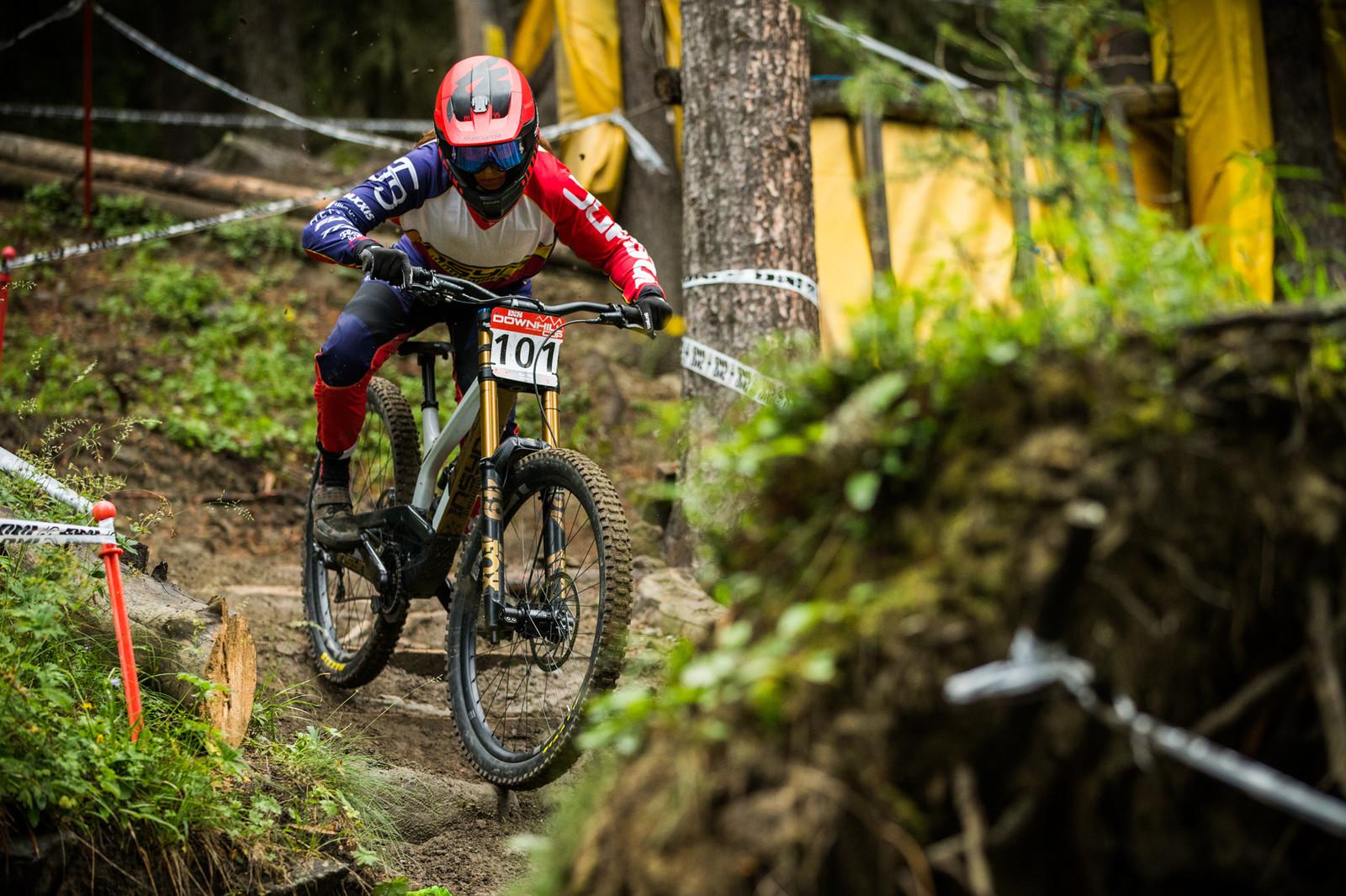 RACE REPORT- 2019 iXS European Downhill Cup, Pila - iXS Downhill Cup Pila - Race Gallery - Mountain Biking Pictures - Vital MTB