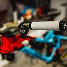 Ultra Tacky Grips on Brook's Bike