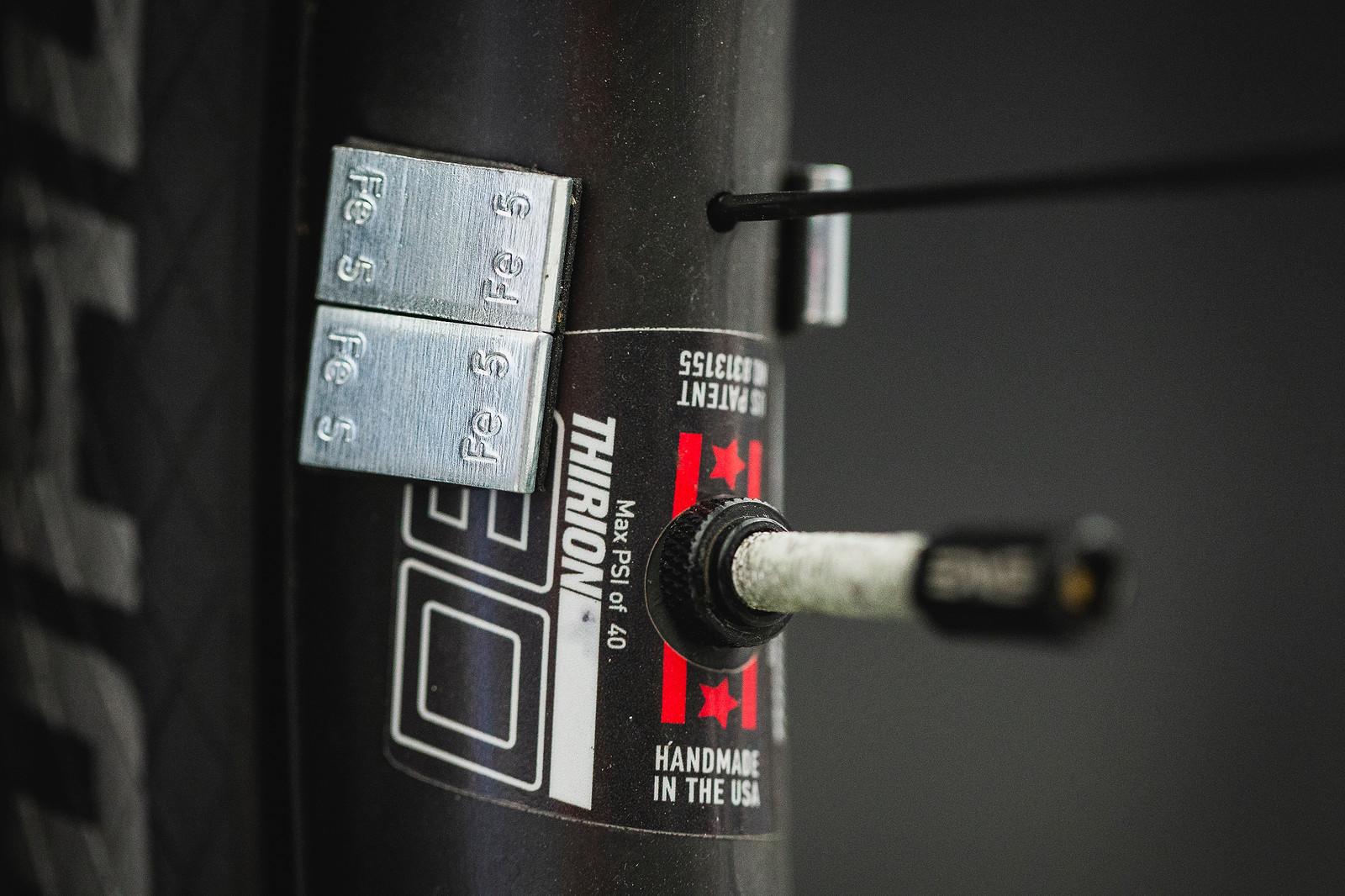 PIT BITS - Val di Sole 2019 World Cup Downhill Bike Tech - PIT BITS - 2019 Val di Sole World Cup Downhill Bike Tech - Mountain Biking Pictures - Vital MTB