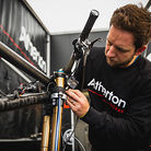 Atherton Data Bike Prep