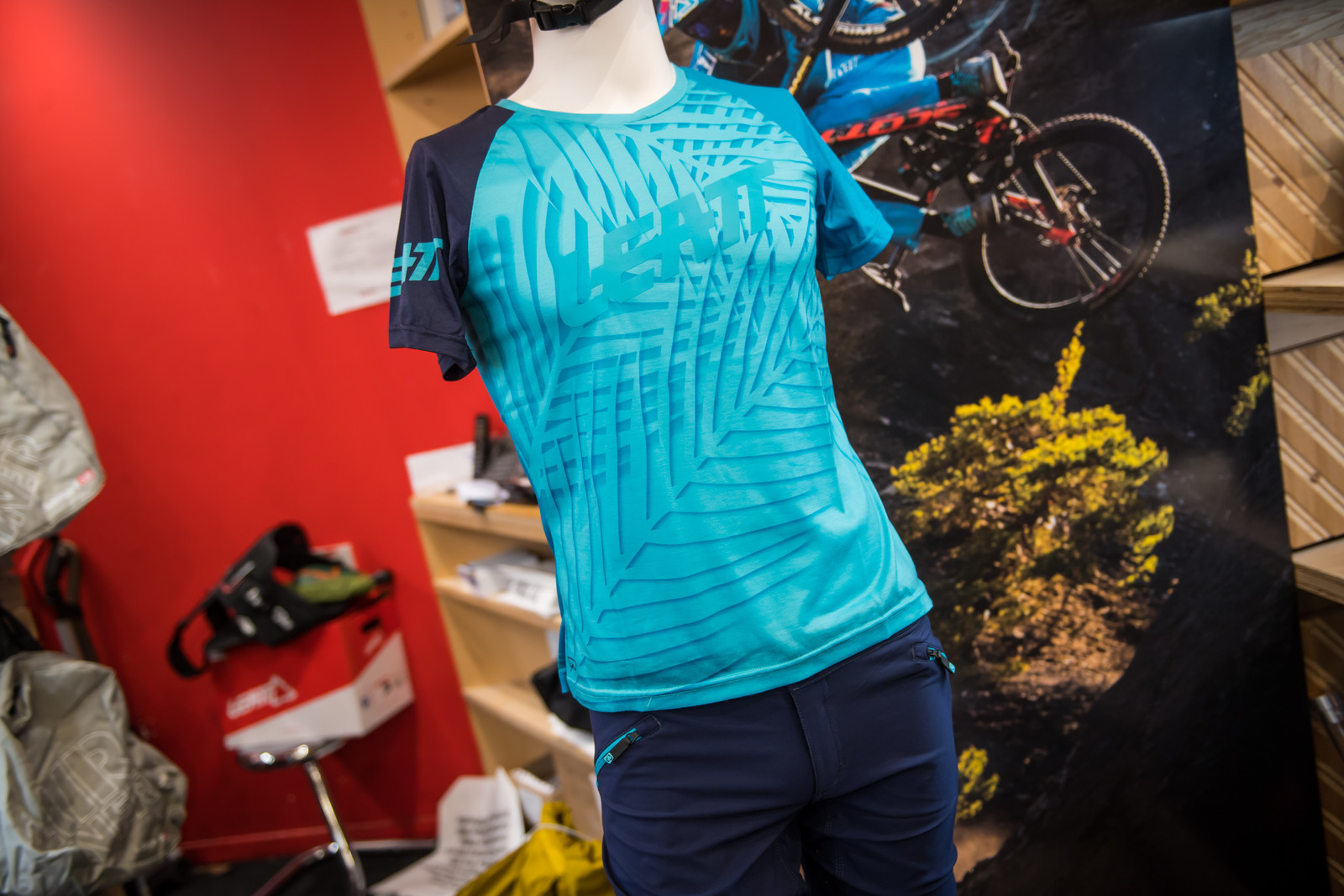 New Leatt Apparel for Women - PIT BITS - 2019 Crankworx Whistler Bikes and Tech - Mountain Biking Pictures - Vital MTB