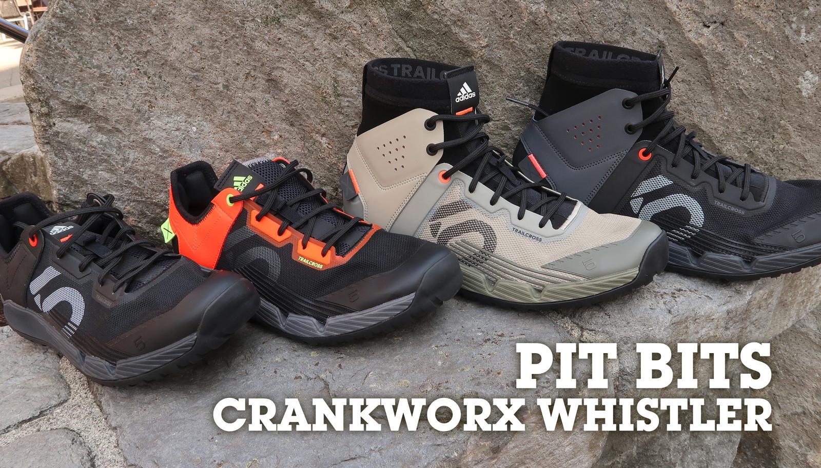 PIT BITS - Crankworx Whistler - New Five Ten Trailcross Shoes - PIT BITS - 2019 Crankworx Whistler Bikes and Tech - Mountain Biking Pictures - Vital MTB