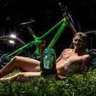 Scott Gambler DH Race Bikes from World Championships 2019