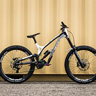 Remi Thirion's World Champs Commencal Supreme