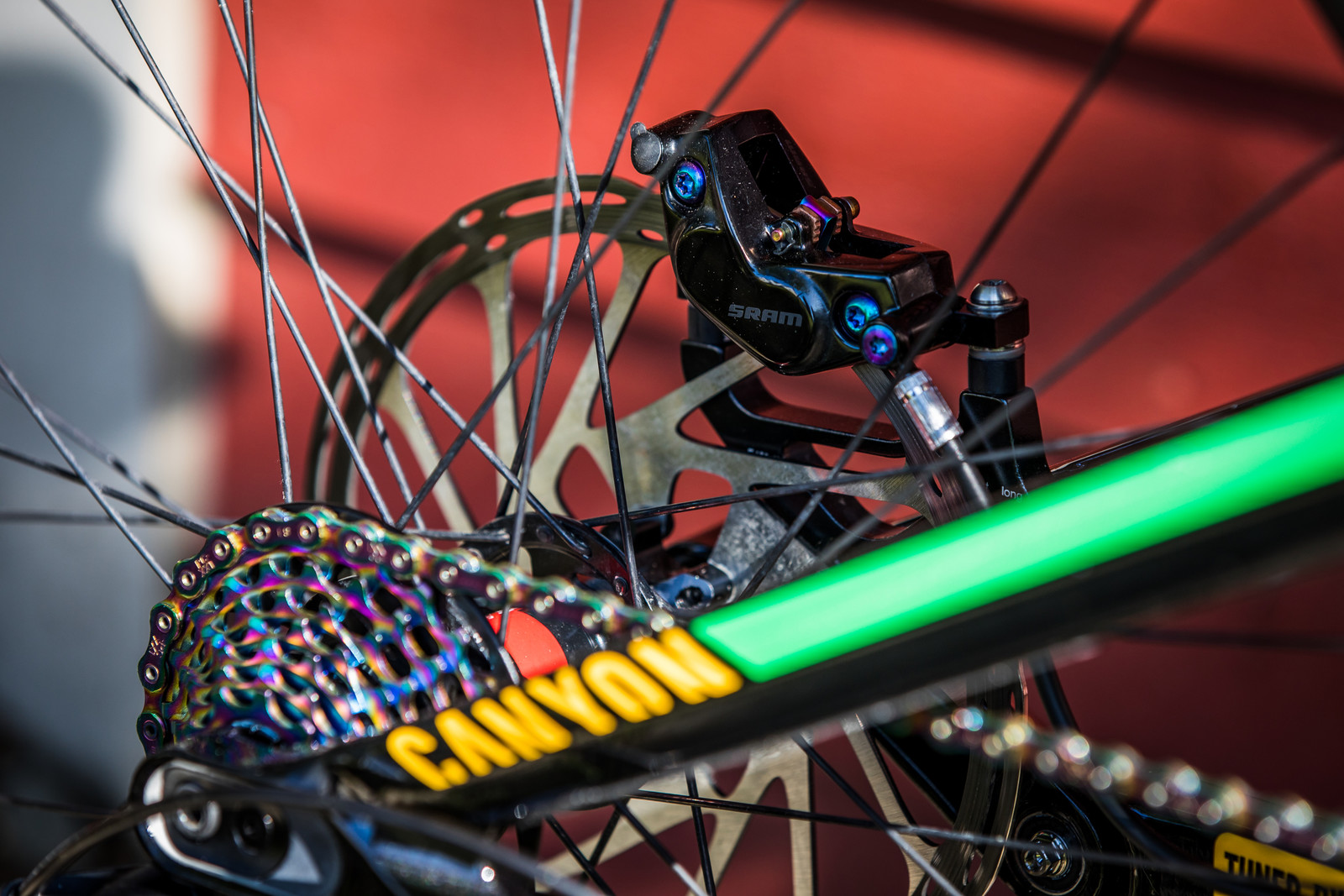 Kye A'Hern's Canyon Sender for World Championships - Kye A'Hern's Canyon Sender for World Championships - Mountain Biking Pictures - Vital MTB