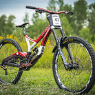 Devinci Unior World Championships Downhill Race Bikes