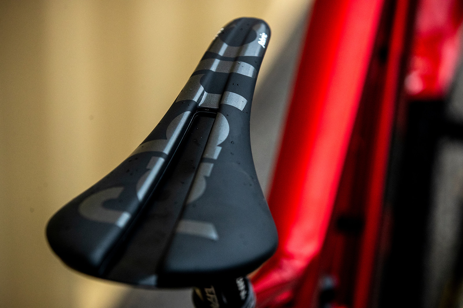 Fabric Saddle - GT Bicycles World Championships DH Race Bikes - Mountain Biking Pictures - Vital MTB