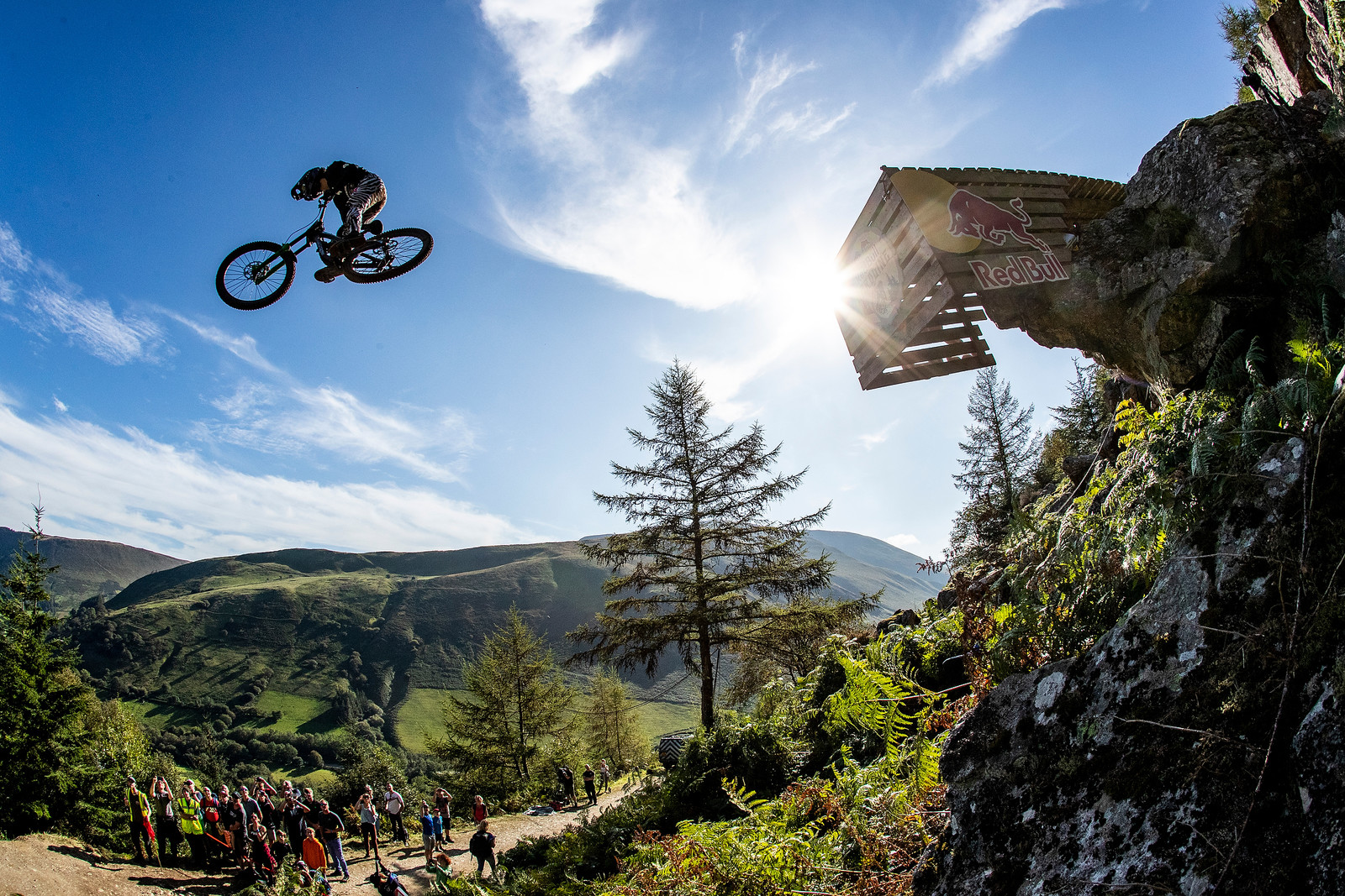 Kaos Seagrave - Red Bull Hardline in Photos - Mountain Biking Pictures - Vital MTB