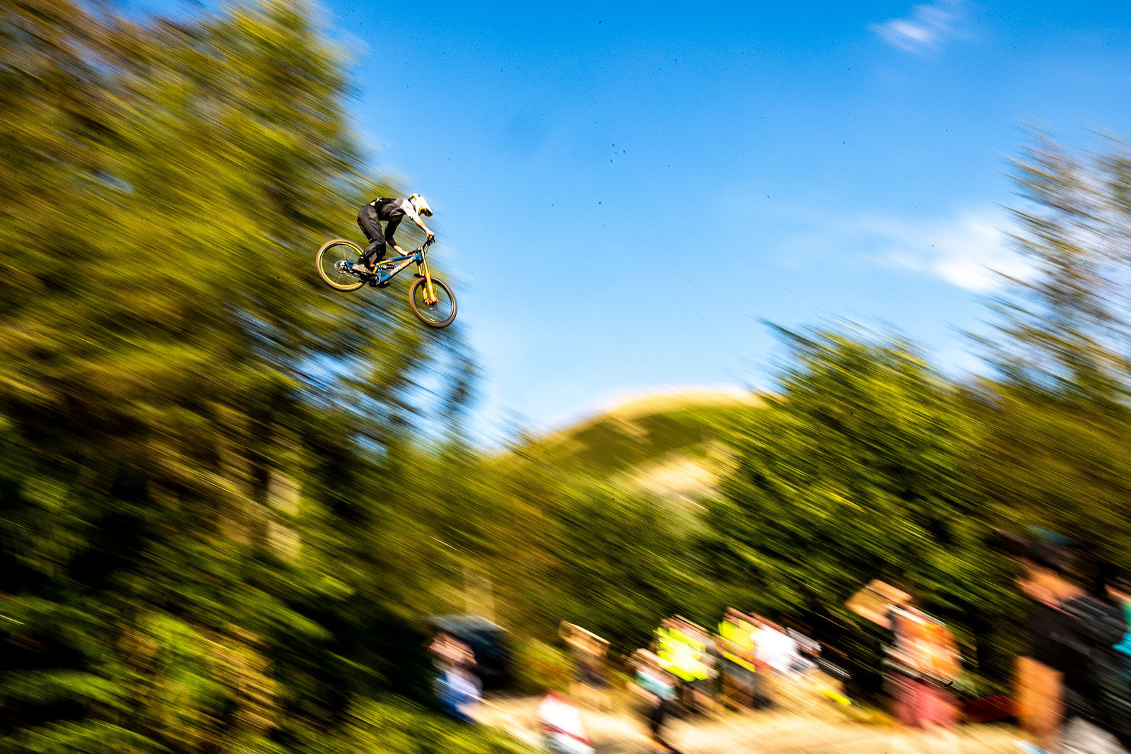 Cole Lucas - Red Bull Hardline in Photos - Mountain Biking Pictures - Vital MTB