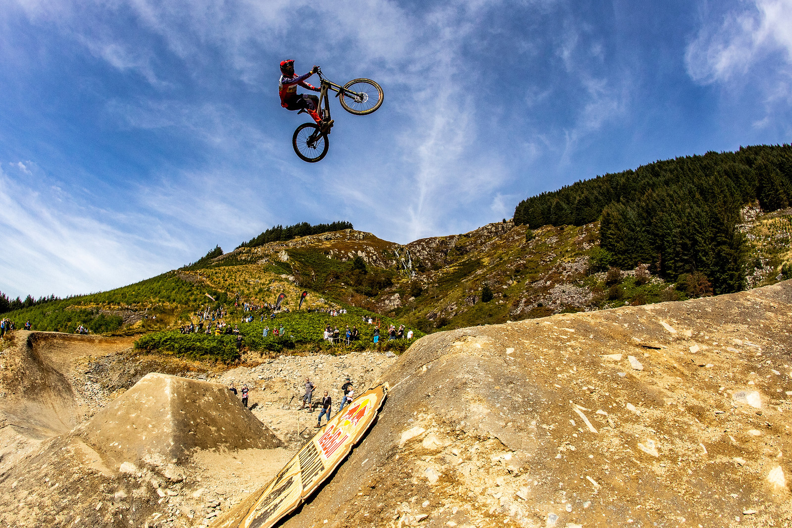 Harry Molloy - Red Bull Hardline in Photos - Mountain Biking Pictures - Vital MTB