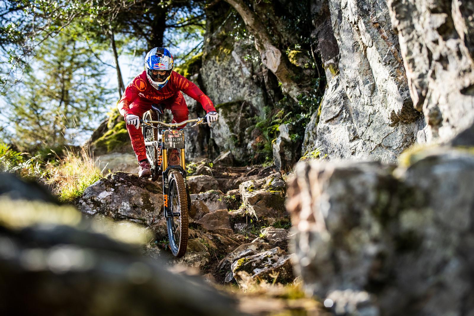 Gee Atherton - Red Bull Hardline in Photos - Mountain Biking Pictures - Vital MTB