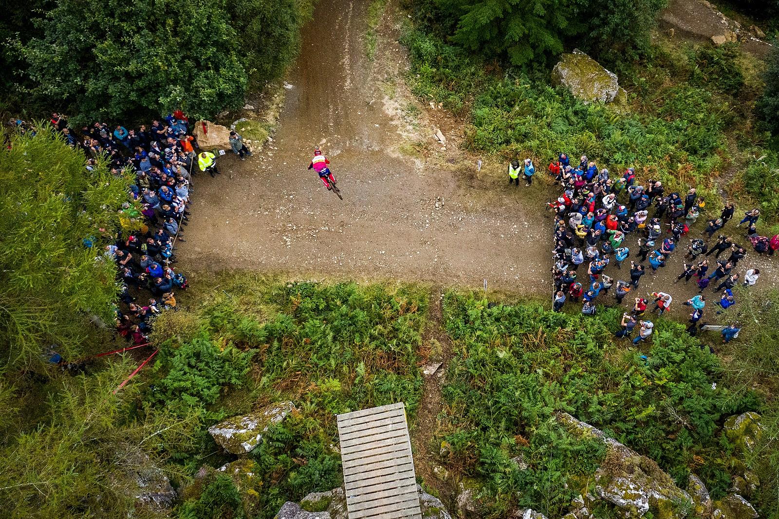 Harry Molloy, Red Bull Hardline Road Gap - Red Bull Hardline in Photos - Mountain Biking Pictures - Vital MTB