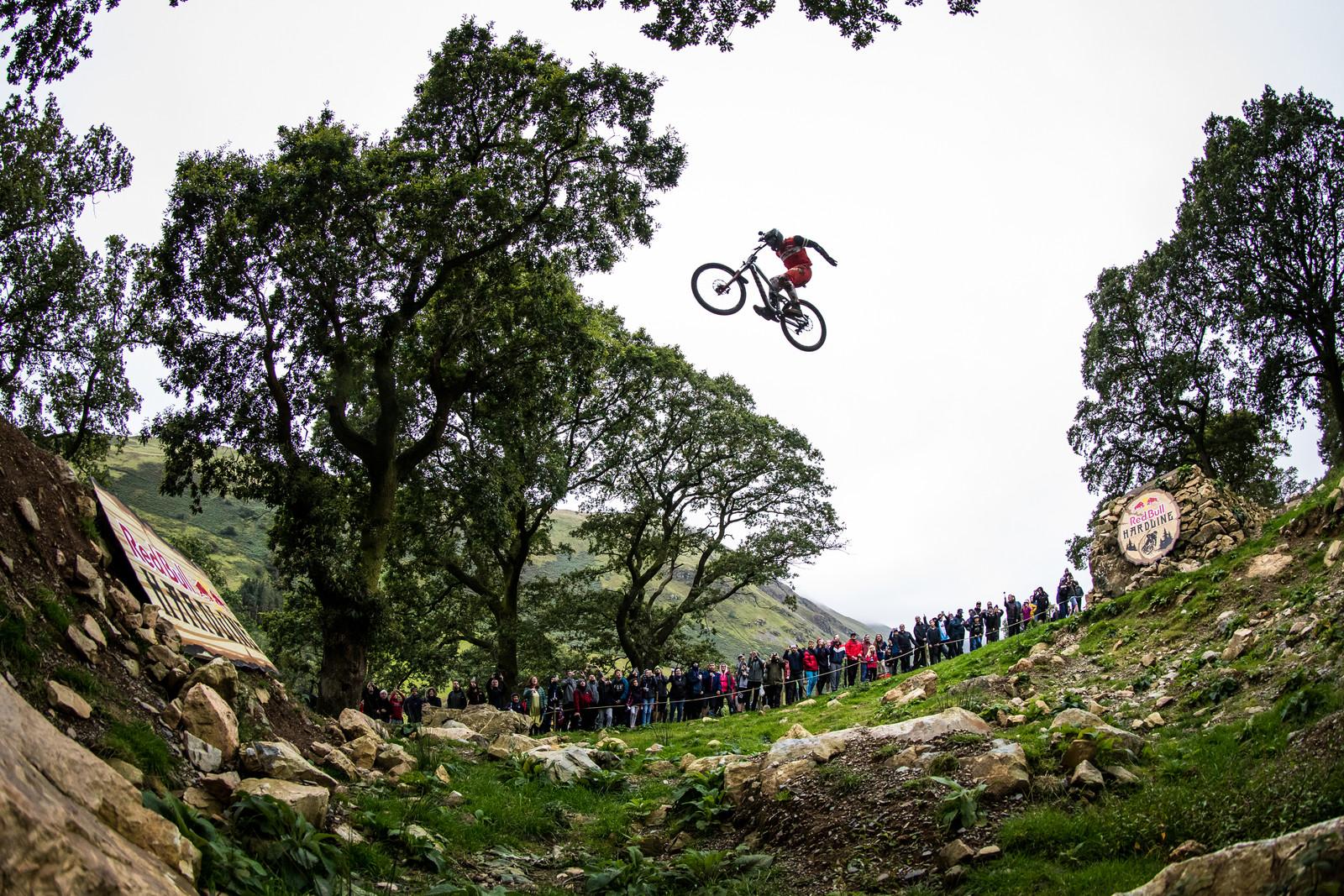 Kade Edwards - Red Bull Hardline in Photos - Mountain Biking Pictures - Vital MTB