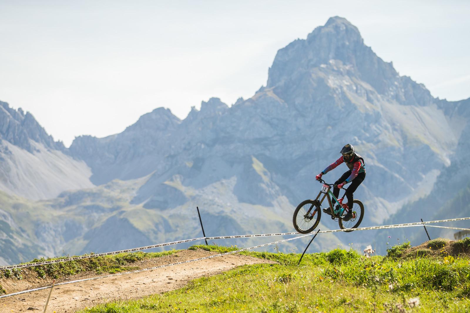 Josh Barth - 2019 iXS European Downhill Cup Brandnertal - Race Gallery - Mountain Biking Pictures - Vital MTB